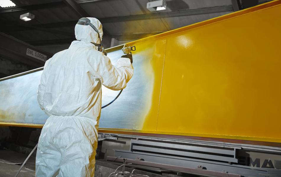 Industrial painting of steel3